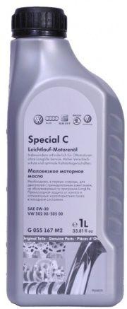 VAG Масло моторное синтетическое Special C 0W-30 (1л)