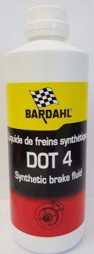 BARDAHL Жидкость тормозная DOT 4 (0,5л)