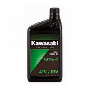 Kawasaki Масло моторное для 4Т двигателей ATV/UTV 10W-40 (0,946л)