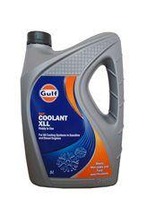 Gulf Антифриз  Coolant XLL (красный) (5л)