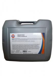 Gulf Масло компрессорное синтетическое Fidelity PA 46 (20л)