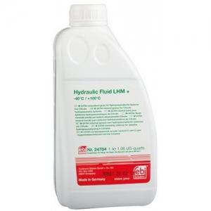 Febi Жидкость гидравлическая  мин. LHM+ (зелёная) (1л)