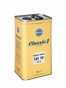 RAVENOL Масло моторное минеральное Oldtimer Regular SAE 30 (5л)
