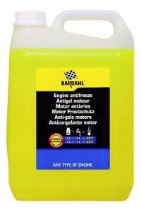 BARDAHL Антифриз жёлтый 7111 (конц) (5л)