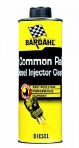 BARDAHL Common Rail Diesel Injector Cleaner Присадка в диз топливо (500мл)