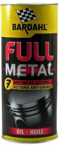 BARDAHL FULL METAL Комплексная присадка в моторное масло (400мл)