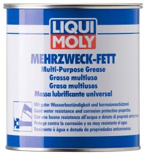 LIQUI MOLY Смазка для карданных крестовин и подшипников Mehrzweckfett (1л)