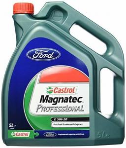 Ford Масло моторное синтетическое Magnatec Professional E 5W-20 (5л)
