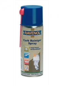RAVENOL Средство для очистки карбюраторов Carb-Reiniger-Spray (0,4л)