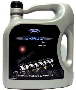 Ford Масло моторное синтетическое Formula F 5W-30 (5л)