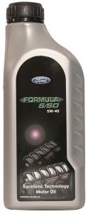 Ford Масло моторное синтетическое Formula S/SD 5W-40 (1л)