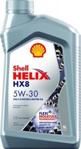 Shell Масло моторное синтетическое Helix HX8 5W-30 (1л)