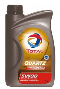 Total Масло моторное синтетическое QUARTZ 9000 ENERGY HKS 5W-30 (1л)