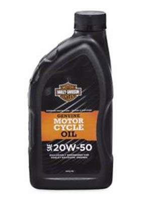Harley Davidson масло моторное 20W-50 (1л)