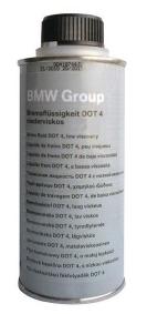 BMW Жидкость тормозная Bremsflssigkeit DOT4 (0.25л)