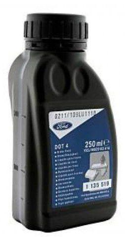 Ford Жидкость тормозная Super Dot4 (0,25л)
