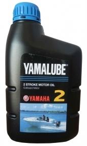 YAMAHA Масло моторное для 2-Такт лод. мот. YAMALUBE 2 Stroke Motor Oil (1л)