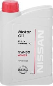 Nissan Масло моторное синтетическое 5W-30 (1л)