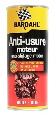 BARDAHL Anti-usure присадка в моторное масло (400мл)