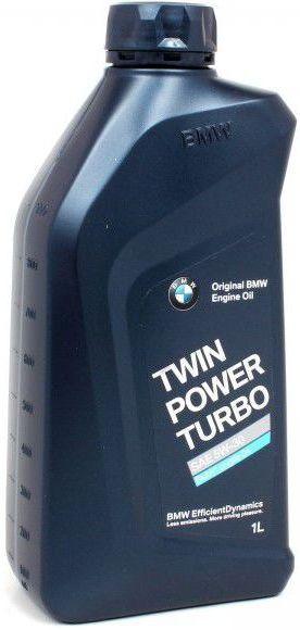 BMW Масло моторное синтетическое Twin Power Turbo Oil Longlife-04 5W-30 (1л)