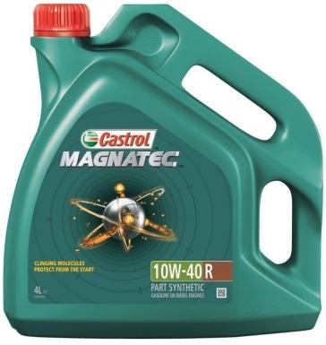 Castrol Масло моторное полусинтетическое Magnatec A3/B4 10W-40 (4л)