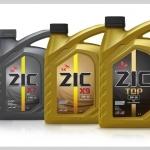 На сайте появились моторные масла бренда SK ZIC