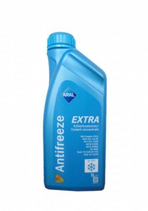 Антифриз ARAL Antifreeze Extra готовый (1л)