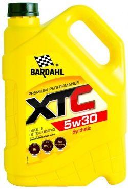 Моторное масло BARDAHL XTC 5W-30, 5л