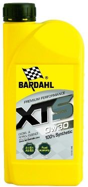 Моторное масло BARDAHL XTS 0W-30, 1л