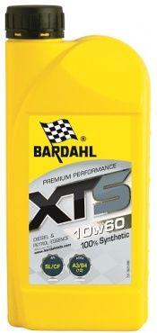 Моторное масло BARDAHL XTS 10W-60, 1л