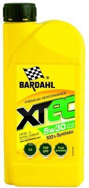 Моторное масло BARDAHL XTEC 5W-30 C3, 1л