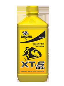 Масло моторное BARDAHL XT-S C60 5W-40 (1л)