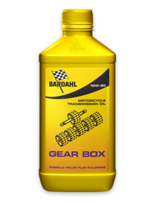 Масло трансмиссионное BARDAHL GEAR BOX SPECIAL OIL 10W-30 (1л)