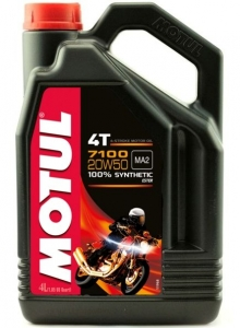 Масло моторное Motul 7100 4Т 20W-50 (4л)