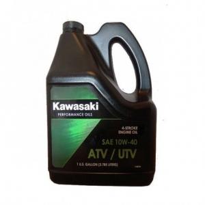 Масло моторное Kawasaki Performance Oils 4-Stroke Engine Oil ATV/UTV SAE 10W-40 (3,784л)