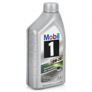 Моторное масло Mobil 1 Advanced FE 0W-20, 1л