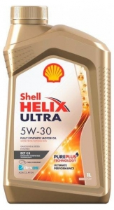 Моторное масло Shell Helix Ultra ECT 5W-30 C3, 1л