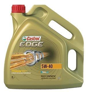 Моторное масло Castrol EDGE C3 TITANIUM 5W-40, 4л