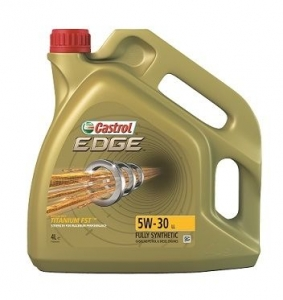 Моторное масло Castrol EDGE LL Titanium FST 5W-30, 4л