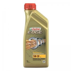 Моторное масло Castrol EDGE LL Titanium FST 5W-30, 1л