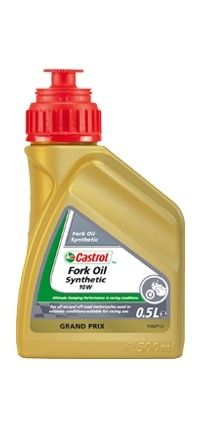 Масло вилочное Castrol Synthetic Fork Oil 10W (0,5л)