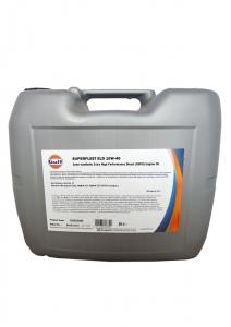 Моторное масло Gulf Superfleet ELD 10W-40, 20л