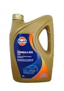 Моторное масло Gulf Formula EFE 5W-30, 4л