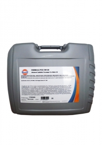 Моторное масло Gulf Formula PCX 5W-30, 20л