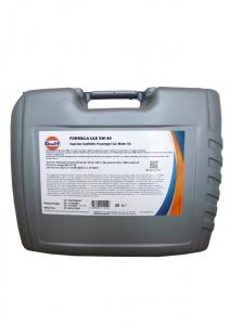 Моторное масло Gulf Formula ULE 5W-40, 20л