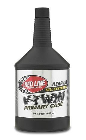 Масло трансмиссионное REDLINE OIL для картера цепи V-Twin (0,946л)