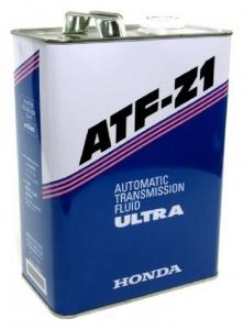 Масло трансмиссионное HONDA ULTRA ATF-Z1 (4л)