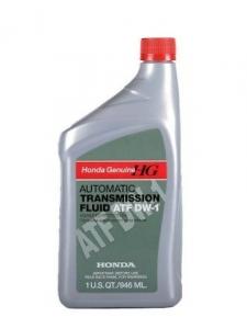 Масло трансмиссионное HONDA ATF DW-1 Fluid (0,946л)