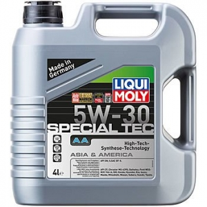 Моторное масло LIQUI MOLY Special AA 5W-30, 4л