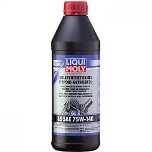 Масло трансмиссионное LIQUI MOLY Vollsynthetisches Hypoid-Getriebeoil  LS  75W-140 (1л)
